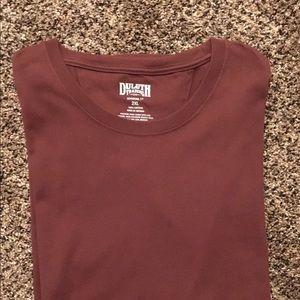 Duluth Shirts - Men's Duluth Long Tail Short Sleeve T-shirt